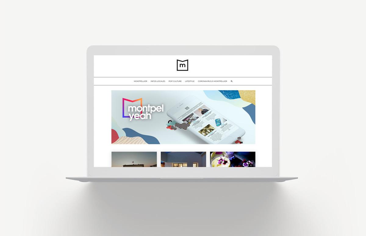 montpelyeah-creation-website